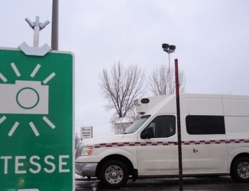 Photo Radar and Red Light Camera Quebec Class Action