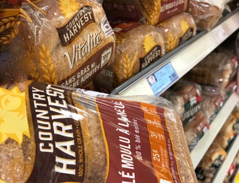 Action collective contre la fixation des prix de pain emballés