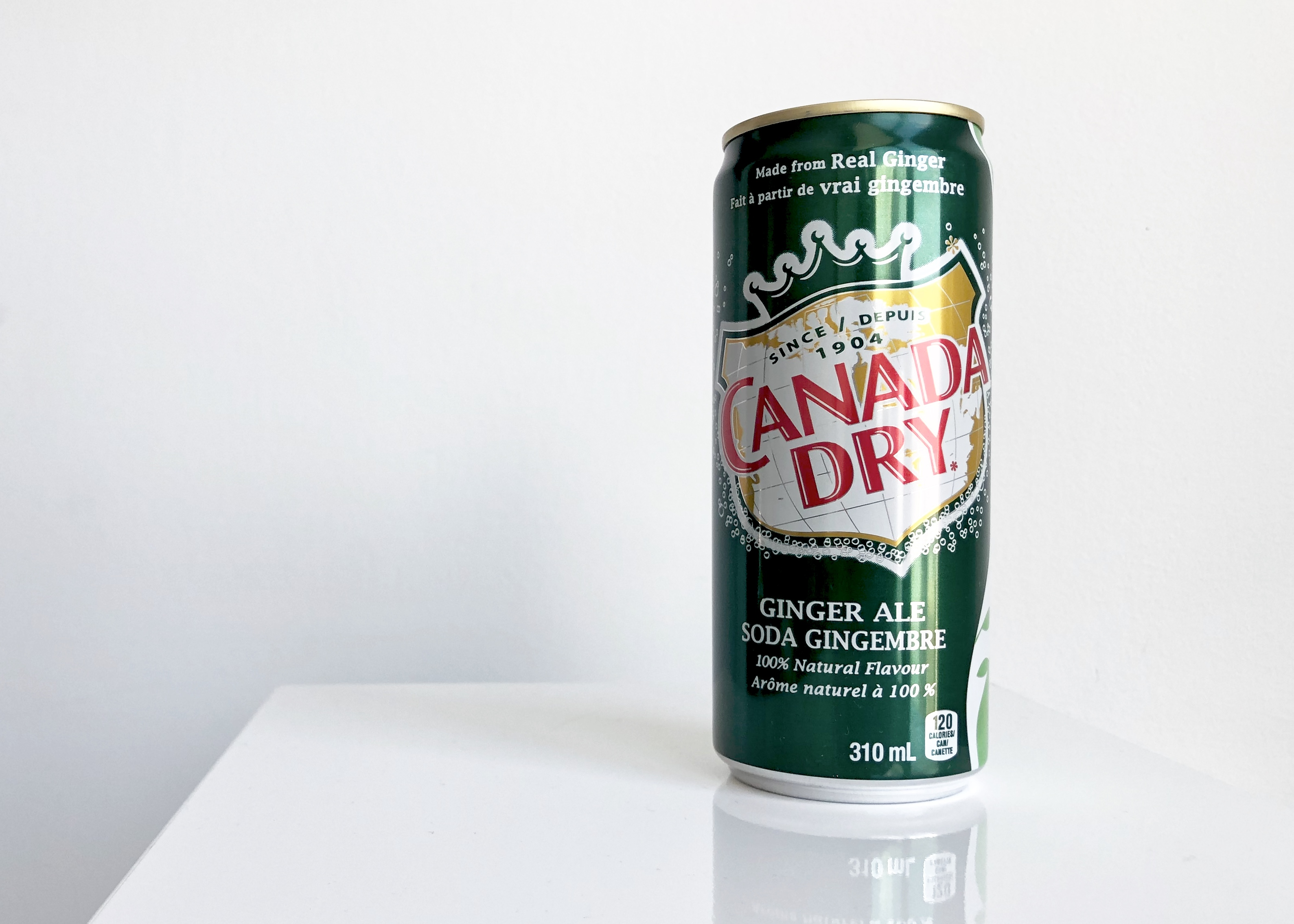 "Canada Dry ""Made from Real Ginger"" Class Action"