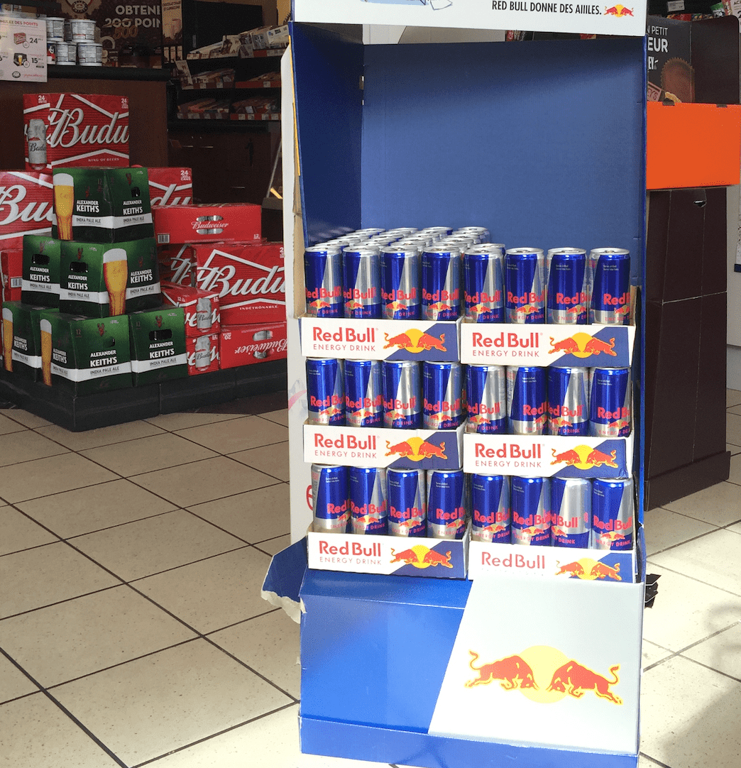 Règlement approuvé : Boissons énergisantes Red Bull – action collective nationale