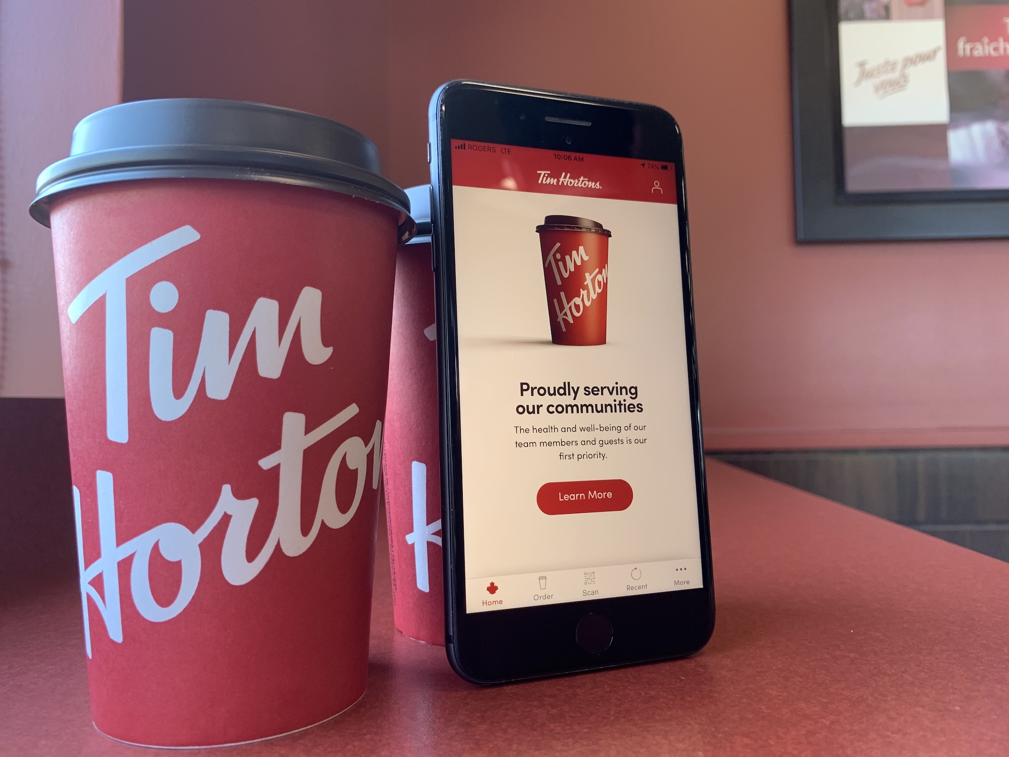 Tim Hortons – Mobile Application Privacy Class Action